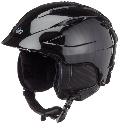GIRO Damen Helm Sheer, black tiger,