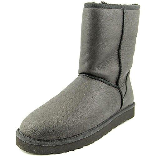 ugg-uomo-boots-en-cuir-noir-classic-pour-homme-