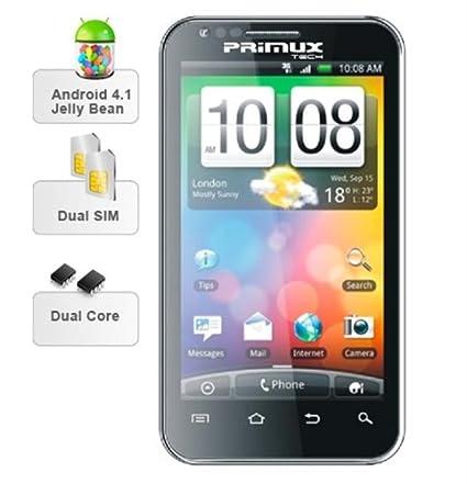 Primux Alpha Smartphone débloqué (4.3 pouces)  (import Espagne)