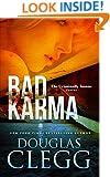 Bad Karma: A Dark Thriller (The Criminally Insane Series Book 1)