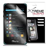 XtremeGuardTM Kurio Touch 4S Model 96201 Tablet Screen Protector (Ultra Clear)
