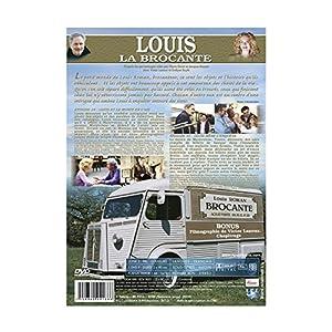 Louis la Brocante vol 20 : Louis et le monte en l'air - Louis mène l'enqu