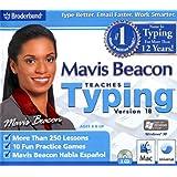 Mavis Beacon Teaches Typing 18