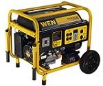 WEN 56682 7000-Watt 390cc 13-HP OHV G...