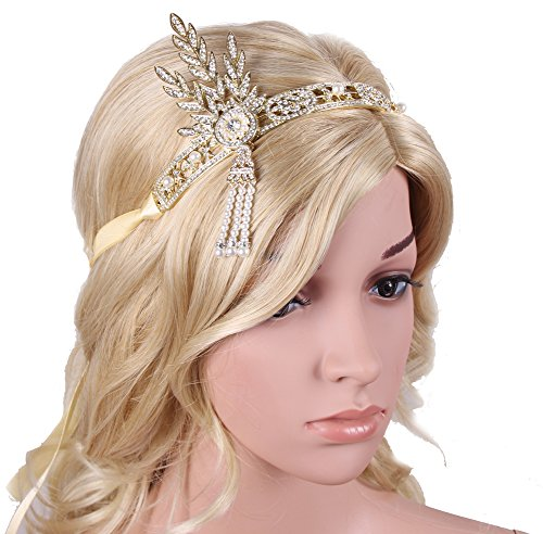 Babeyond-Bling-Golden-Tone-The-Great-Gatsby-Inspired-Leaf-Simulated-Pearl-Headband-Hair-Tiara