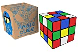 Speed Cube: The Best Brain Training Game – Expand Your Mind With Hours of Logical Fun; Easy Turning and Smooth Play; Super-durable With Vivid Colors; Ultimate Gift Idea; Best-selling 3 x 3 Magic Cube.