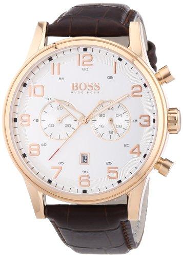 Hugo Boss 1512921, Orologio da polso Uomo