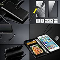 Samsung Galaxy J7 - 6 (New 2016 Edition) Rich Leather Stand Wallet Flip Case Cover Book Pouch / Quality Slip Pouch...