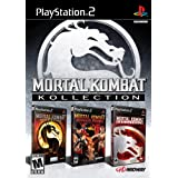 Mortal Kombat Kollection (Deception, Armageddon, Shaolin Monks) - PlayStation 2 (Color: One Color, Tamaño: One Size)