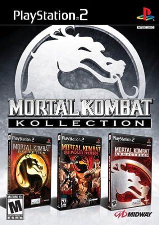 Mortal Kombat Kollection (Deception, Armageddon, Shaolin Monks)