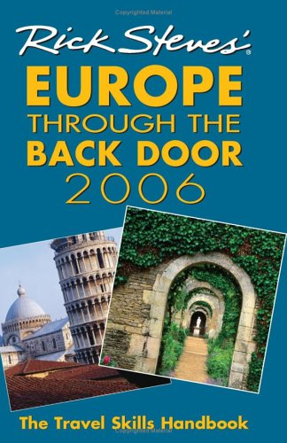 Europe Through the Back Door 2006: The Travel