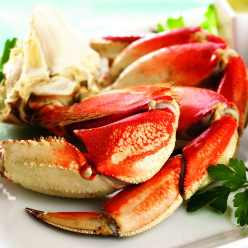 Dungeness Crab Legs (Cooked & frozen clusters w/ claws)