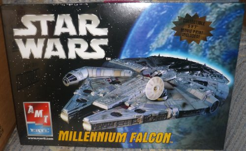 Star Wars Millenium Falcon Model