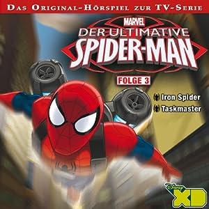 Der ultimative Spiderman 3 Hörspiel