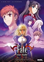 Fatestay Night Complete Collection from A.D. Vision