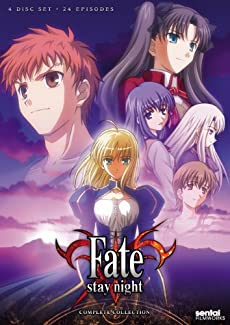 Fate / Stay Night TV Complete Collection [DVD] [Import]