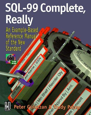 SQL-99 Complete, Really PDF