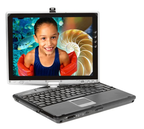 Toshiba PORTEGE M200 Tablet PC (1.5 GHz Pentium M, 512MB, 40GB Hard Drive)