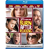 Burn After Reading (US Import) [Blu-ray] [2008]