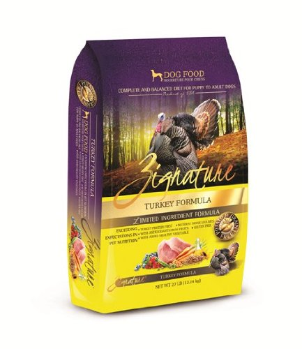 Zignature Turkey Dry Dog Food  Pound