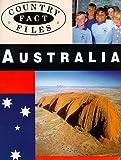 Australia (Country Fact Files) (0750028076) by Allison, Robert J.