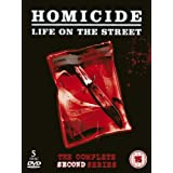 Homicide: Life on the Street - Season 2 - Complete [1994] [DVD]by Richard Belzer