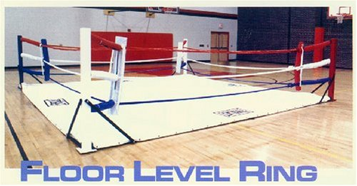 Benjie: Cheap Floor Level Boxing Ring 22' X 22' - Available