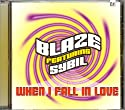Blaze - When I Fall in Love (X7) [CD Maxi-Single]