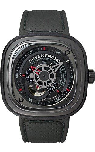 (セブンフライデー) SEVENFRIDAY 腕時計 インダストリアル エンジン SFP3/01 メンズ [並行輸入品]