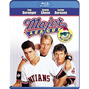 Major League (Wild Thing Edition) [Blu-ray] (1989) $3.93