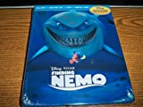 Image de Finding Nemo Blu-ray 3D Viva Metal Box (Five-Disc Ultimate Collector's Edition: Blu-ray 3D/Blu-ray/DVD + Digital Copy)