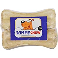 Sammy Chew Dog Natural Bone, Pack Of 2 Bones 4 Inches