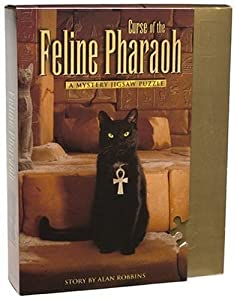 Classic Mystery Jigsaw - Curse of the Feline Pharaoh