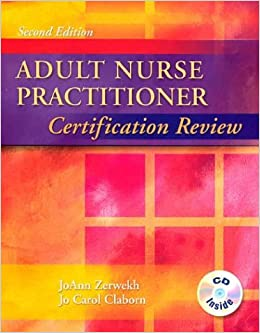 Adult Nurse Practitioner Board Certification Exam