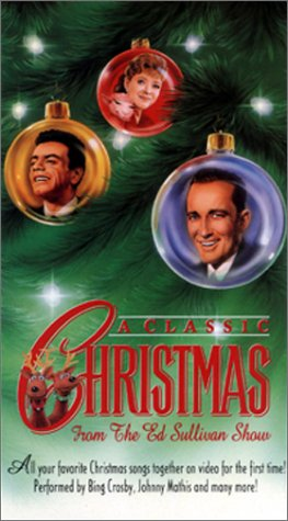 A Classic Christmas from the Ed Sullivan Show [VHS]