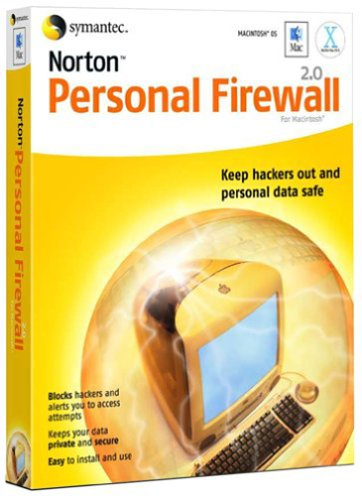 Norton Personal Firewall for Mac 2.0