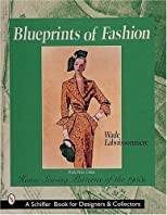 Blueprints of fashion : home sewing patterns of the 1950s