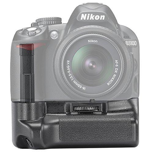 Neewer® Professional Vertical Battery Grip Holder for NIKON D3100/D3200/D3300 SLR Digital Camera EN-EL14 Battery