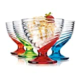 Home Essentials Set Of 4 Colored Desert Cups