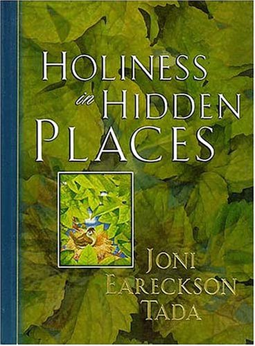 hidden holiness thesis To restore the beauty of holiness to the face of the bride of christ, which is terribly disfigured by so many abominable crimes, and if we truly want to free the church from the fetid swamp into which she has fallen, we must have the courage to tear down the culture of secrecy and publicly confess the truths we have kept hidden.