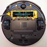 Deebot-D54-Roboterstaubsauger-rot