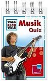 Was ist was Quizblock: Musik: 120 Fragen und Antworten! Mit
