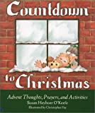 img - for Countdown to Christmas: Advent Thoughts, Prayers, and Activities book / textbook / text book