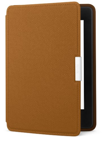Amazon Kindle Paperwhite Leather Cover, Saddle