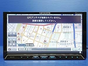 パイオニア carrozzeria CYBER NAVI 7V型ワイドVGA地上デジタルTV/DVD-V/CD/Bluetooth/USB/SD/チューナー・DSP AV一体型HDDナビゲーション AVIC-ZH77 AVIC-ZH77
