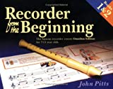 Recorder from the Beginning: Bks. 1 & 2 John Pitt