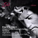 Faure: Requiem, Bach: Partitas