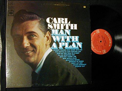 Carl Smith - Man with a Plan - Zortam Music