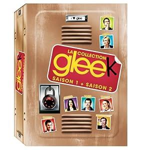 Glee - Intégrale saisons 1 et 2
