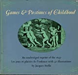 img - for Games and Pastimes of Childhood (Dover pictorial archive series) book / textbook / text book